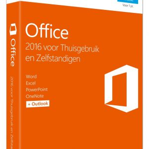 OFF UK Microsoft Office2016 Home&Business P2 1PC FPP